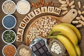 Magnesium-lisaravinne